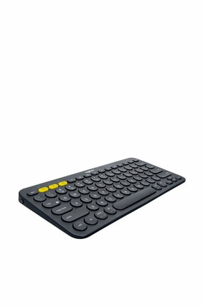 logitech Logıtech K380 Bluetooth Grey Keyboard Tr Q 920-007586