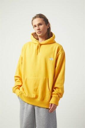 Trendiz Sun Oversıze Sweatshirt Sarı Tr30017