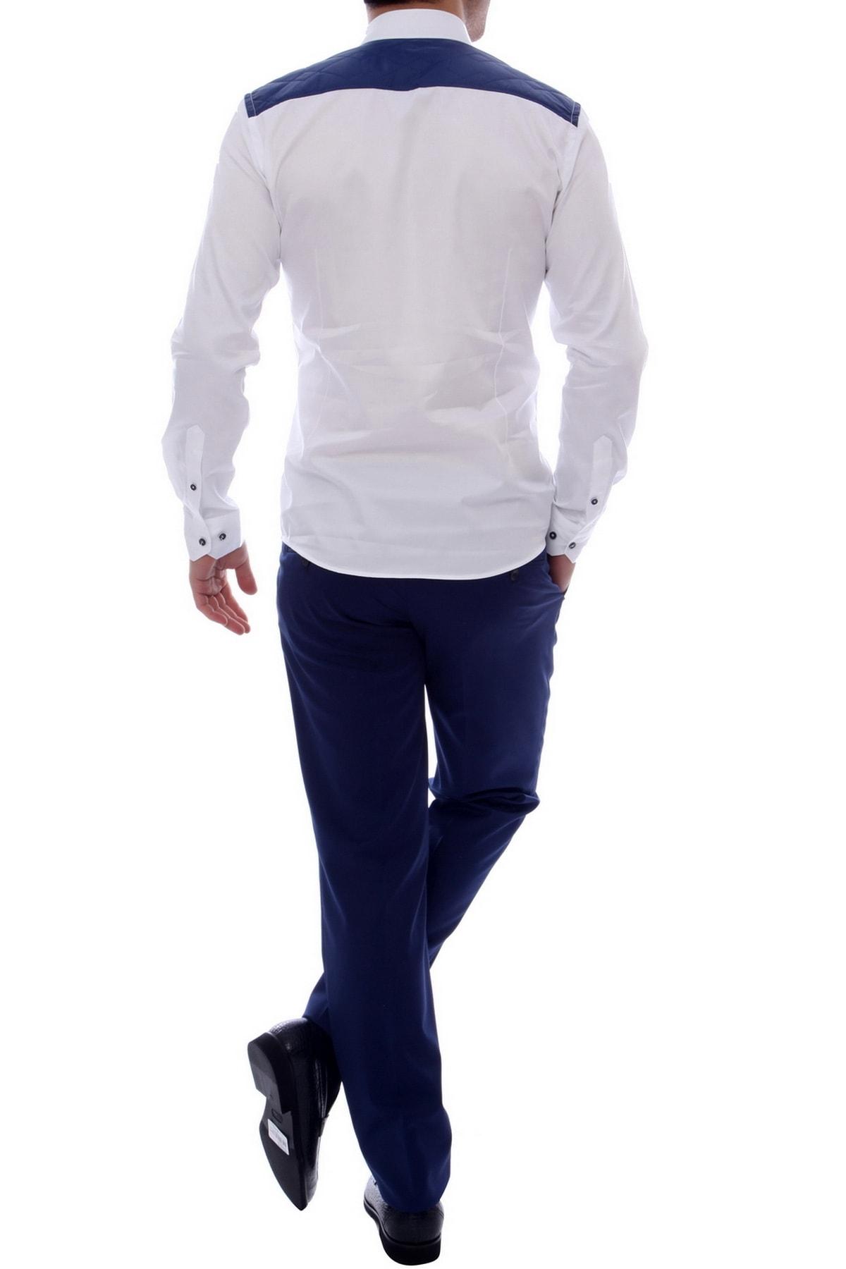 Efor P 888 Slim Fit Parlement Klasik Pantolon 2