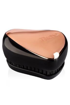Tangle Teezer Compact Styler Rose Gold Black Saç Fırçası