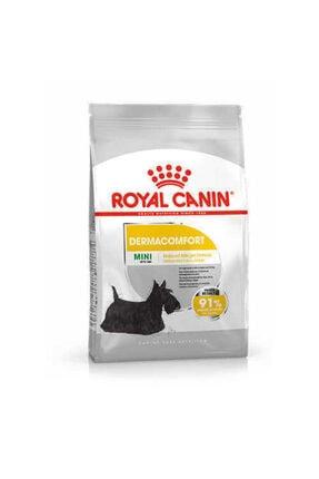 Royal Canin Mini Derma Yetişkin Köpek Maması 3 kg