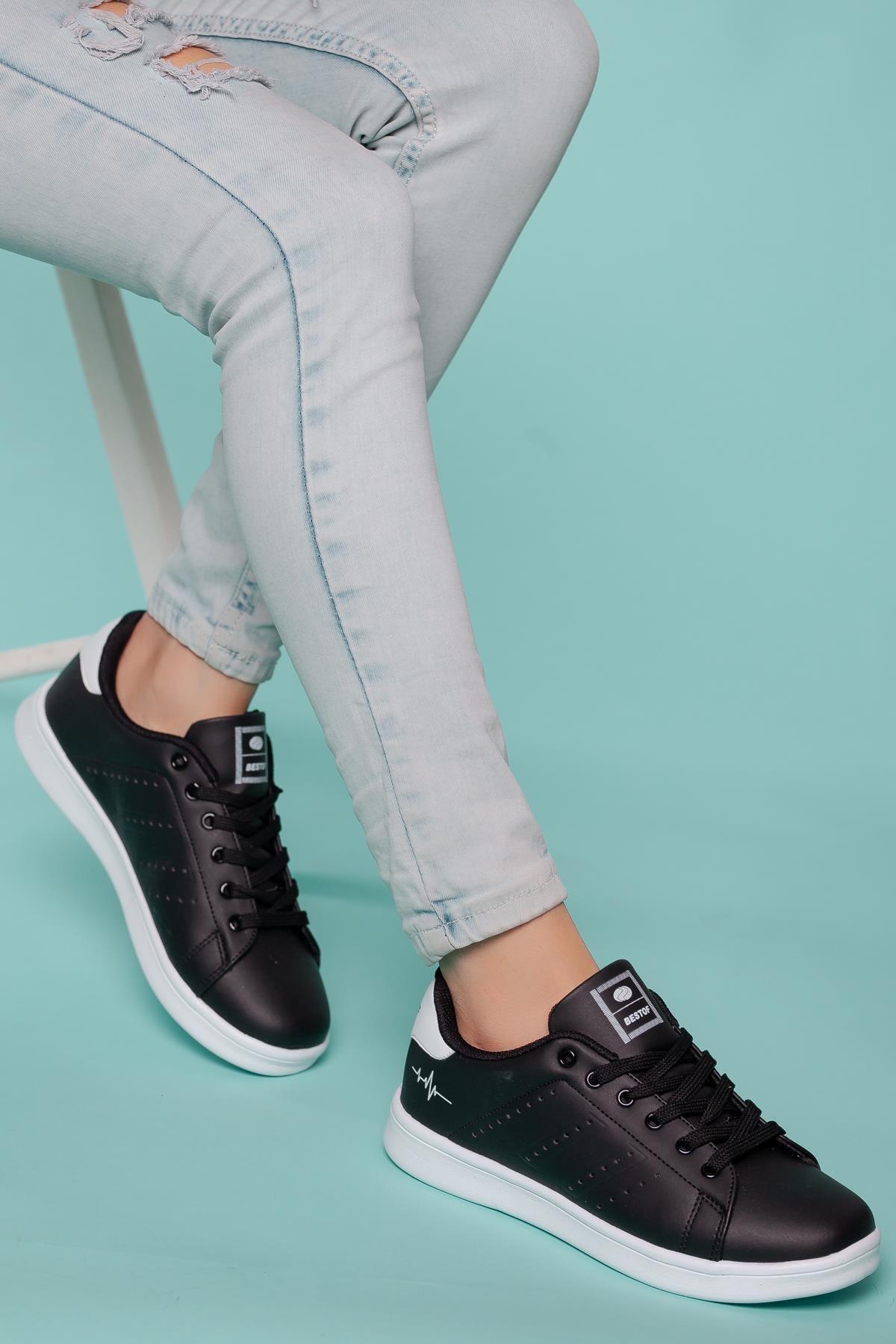 MUGGO Bts041 Unisex Sneaker 1