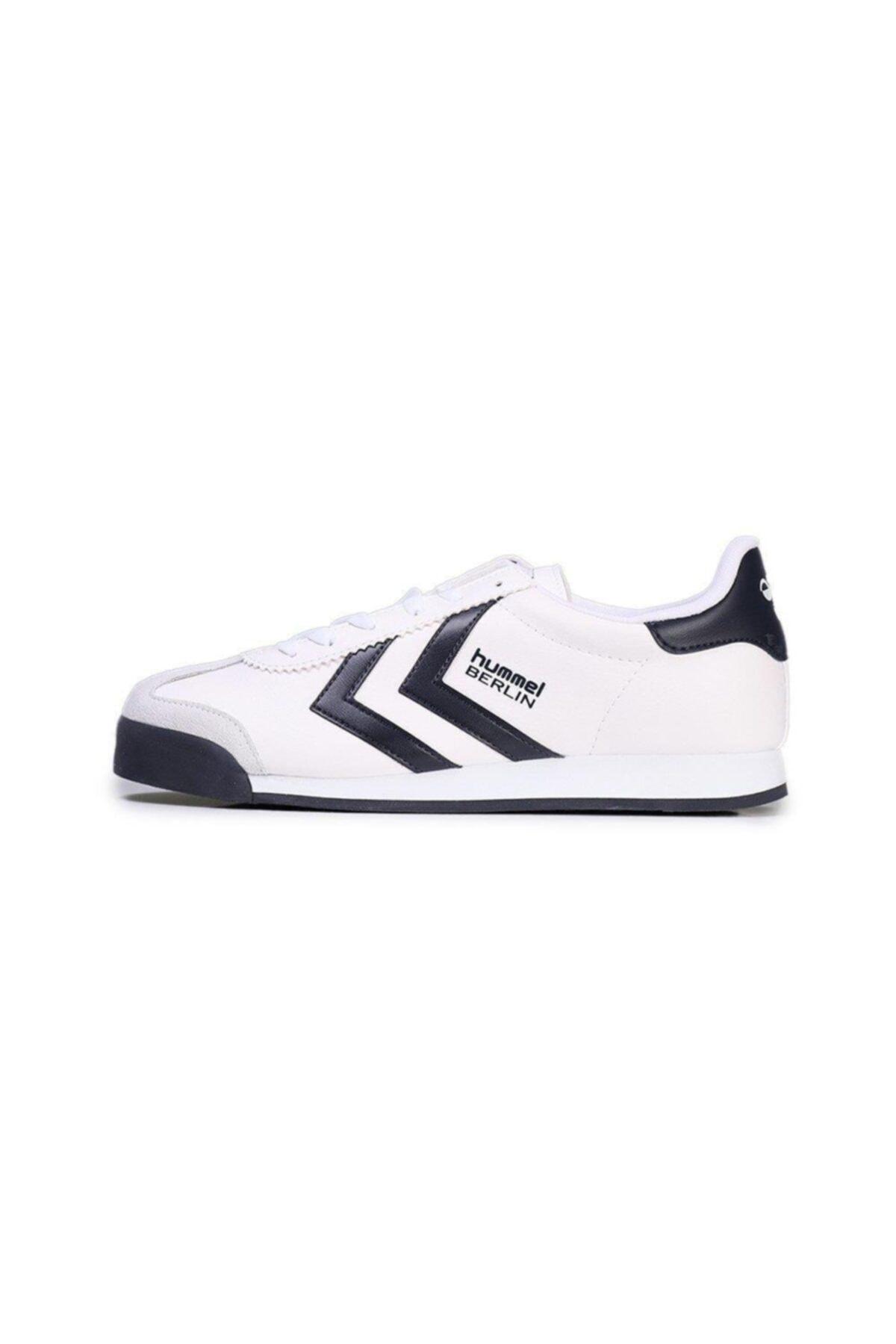 HUMMEL BERLIN SNEAKER Beyaz Erkek Sneaker Ayakkabı 100490259 2