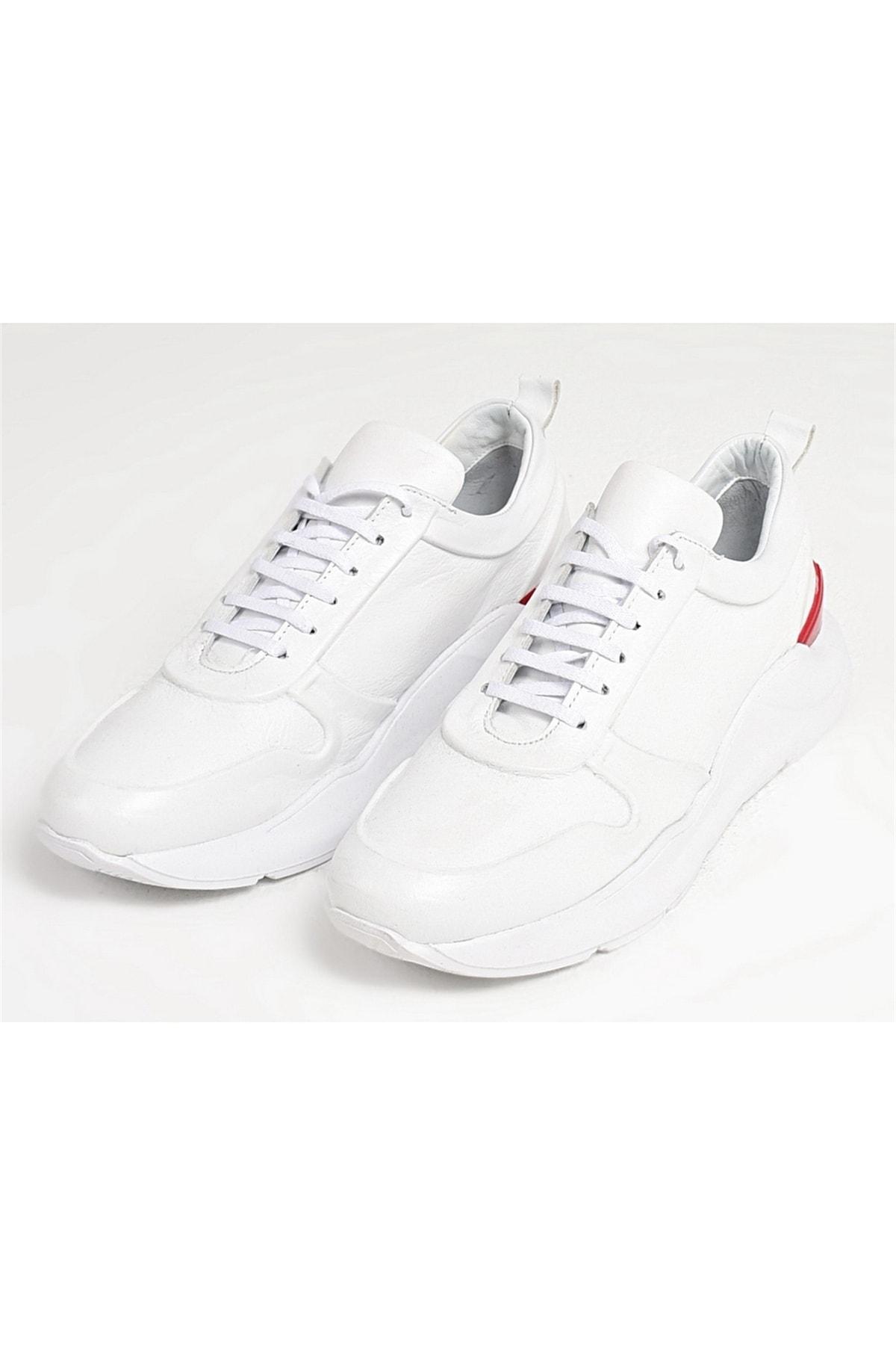Efor 1471 Beyaz Spor Ayakkabı 2