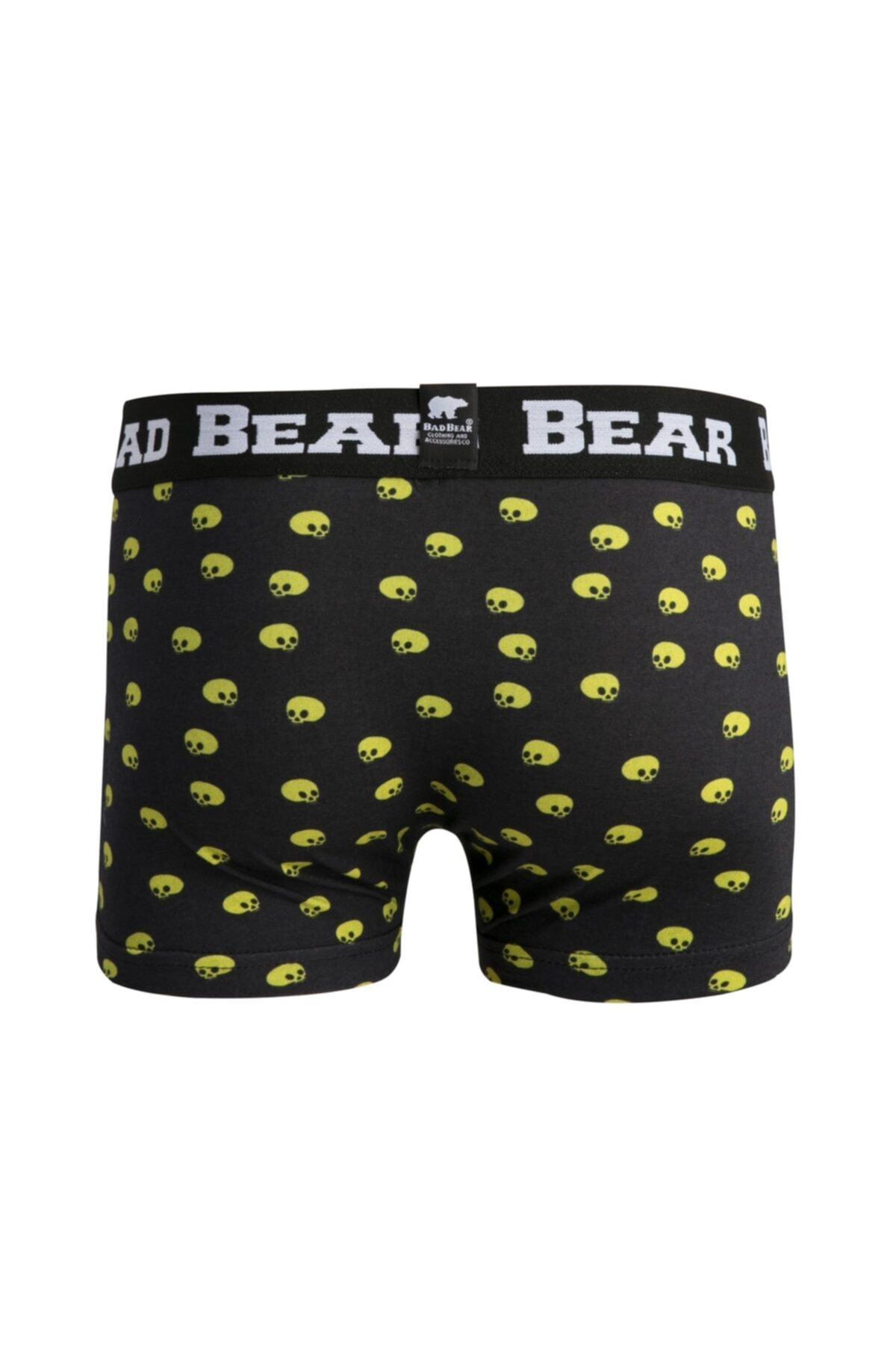Bad Bear Erkek Boxer Baskılı 18.01.03.012 2