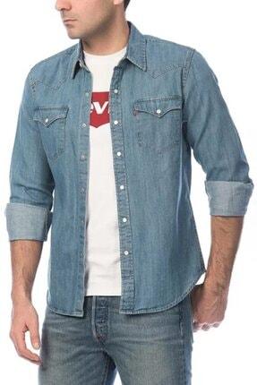 Levi's Erkek Classic Western Denim Gömlek 66986-0021