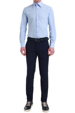 Efor P 1058 Slim Fit Lacivert Spor Pantolon