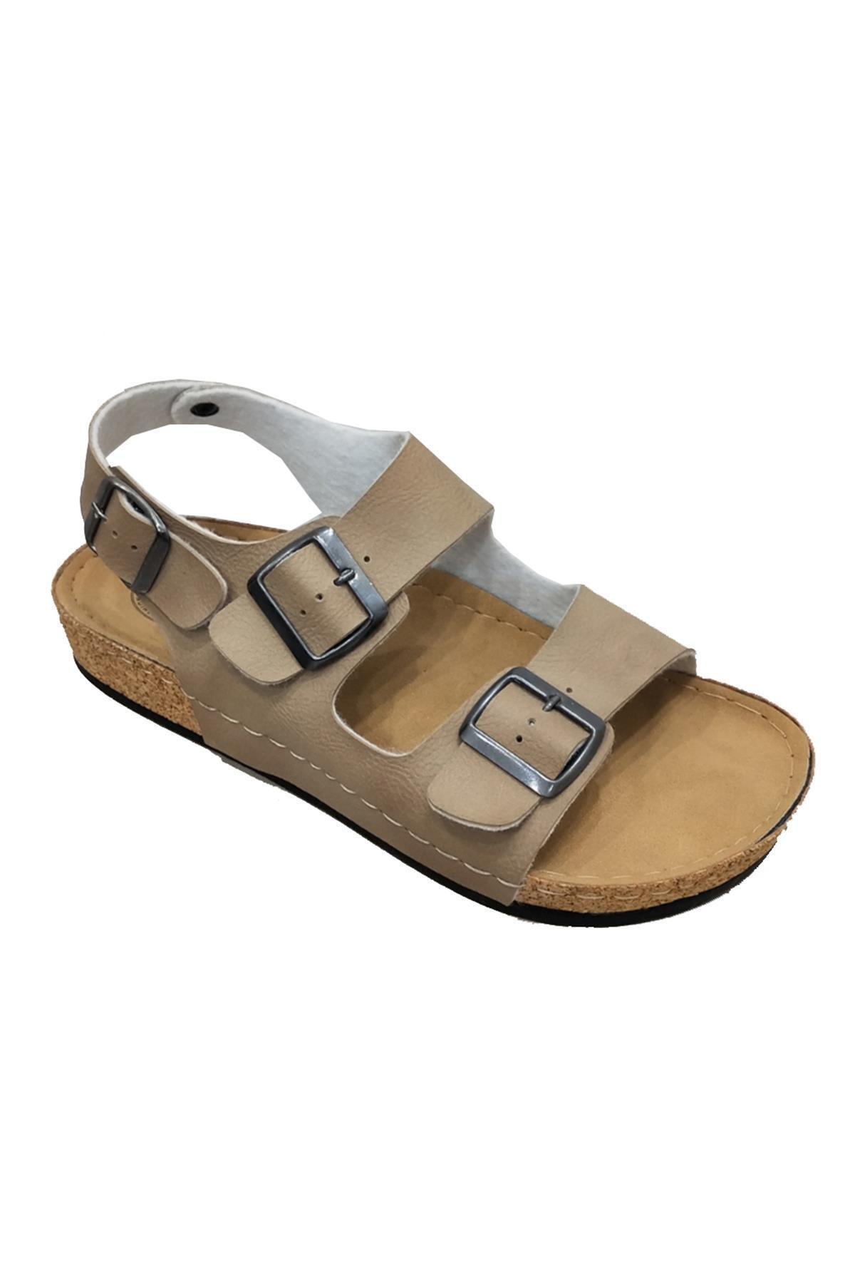 Loris 00928 Ortopedik Anatomik Erkek Sandalet 1