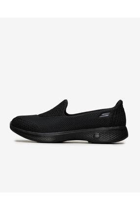 SKECHERS Go Walk 4 14170 Bbk Kadın Siyah Yürüyüş Ayakkabısı