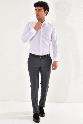 Efor P 1061 Slim Fit Antrasit Klasik Pantolon