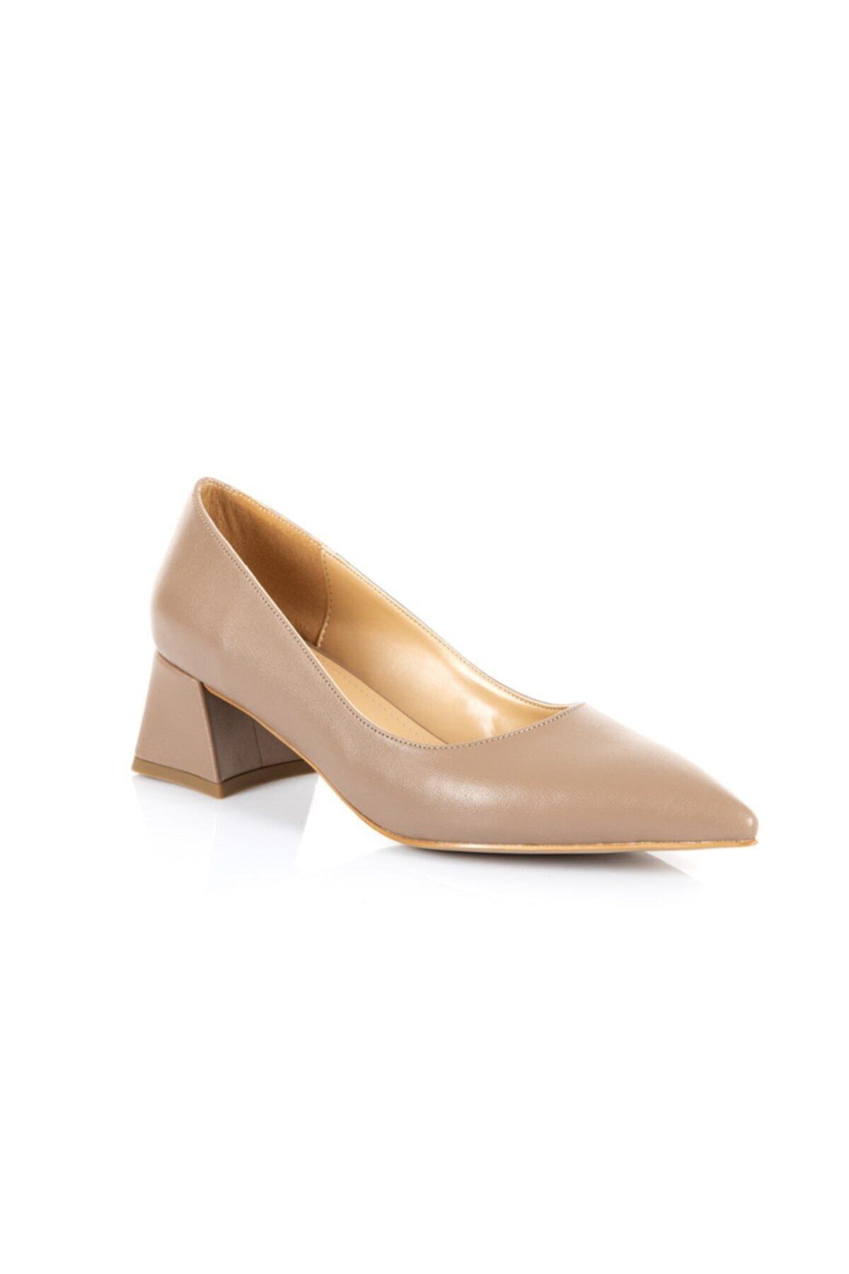 Oblavion Garcia Nude Topuklu Ayakkabı 2