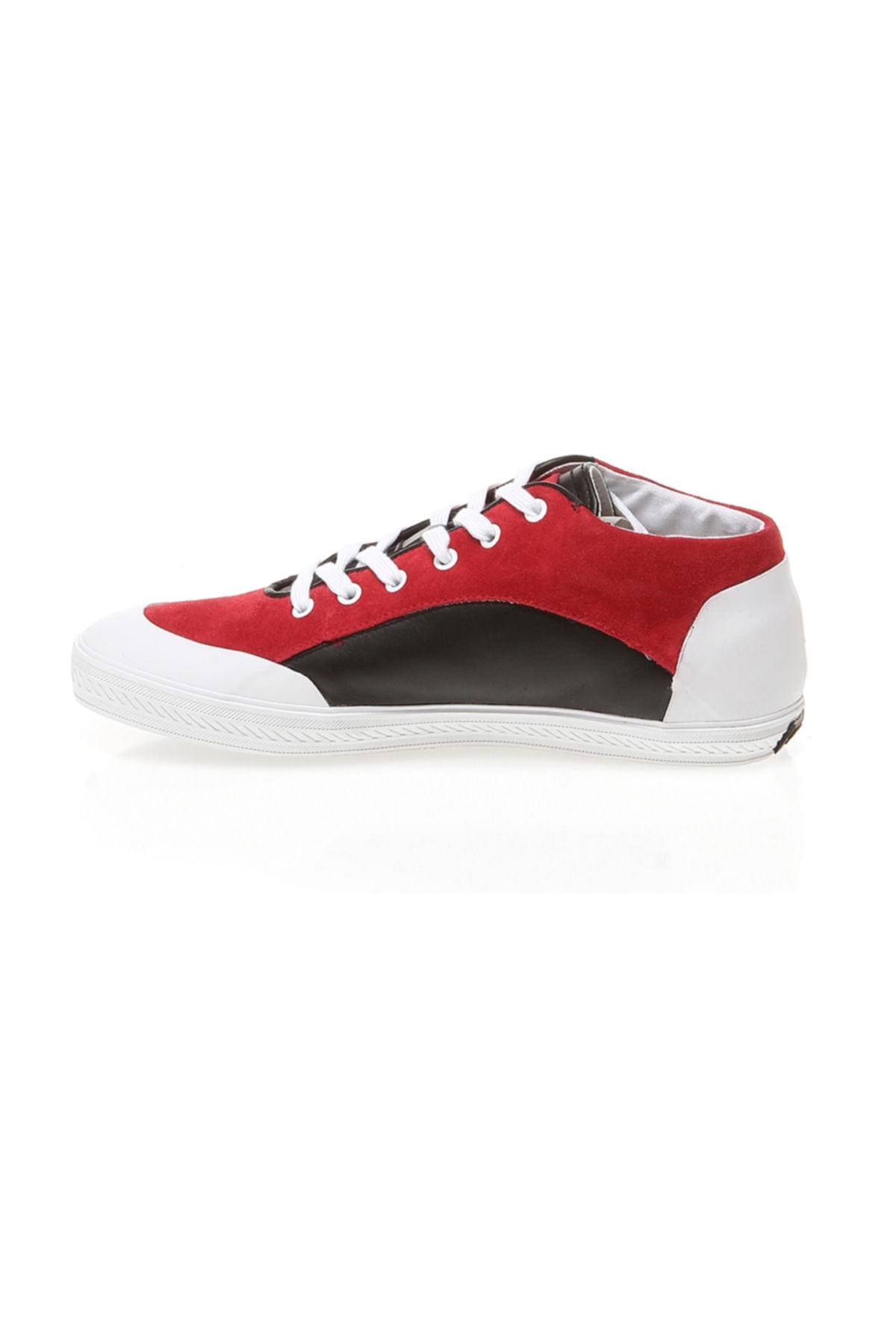 Kenzo Kırmızı Erkek Sneaker M42177 Duarte 1