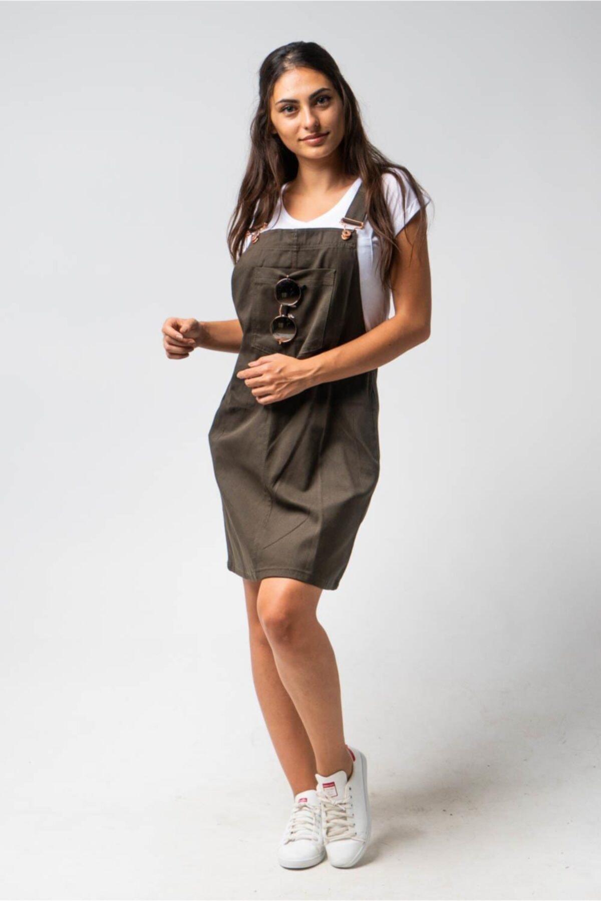 CNS Salopet Elbise 1