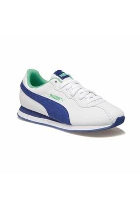 Puma Kids Turin Iı 366773-07 Beyaz Kadın Günlük Spor Ayakkabı