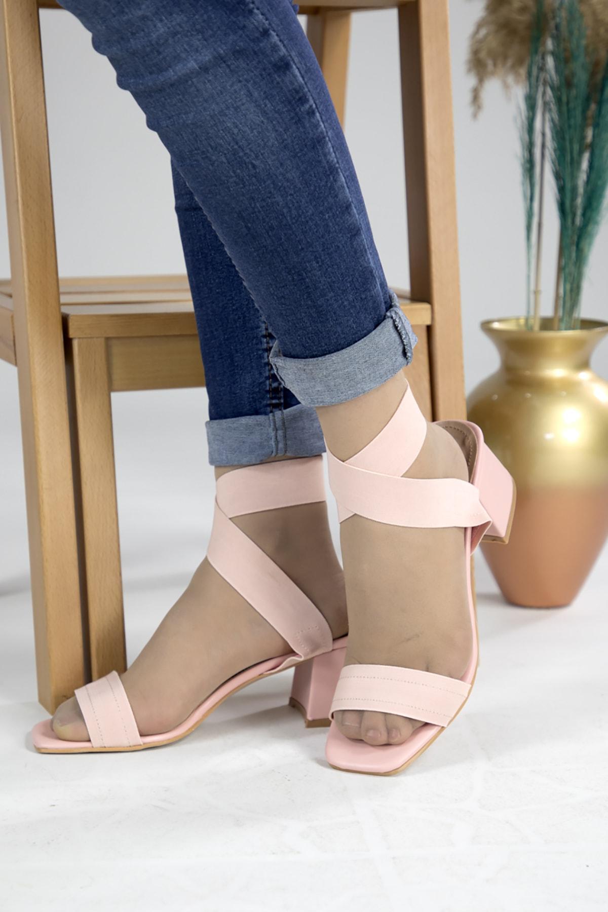 Oioi Kadın Topuklu Ayakkabı 1003-119-0004 1