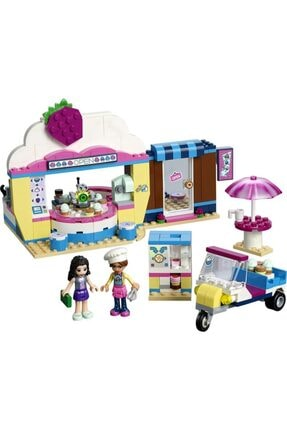 LEGO Friends 41366 Olivia'nın Kapkek Kafesi