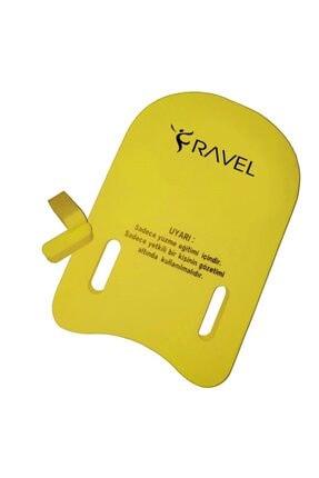 Ravel Sarı Yüzme Tahtası ( Yüzücü Eğitim Tahtası ) - Kickboard