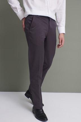 TENA MODA Erkek Antrasit (231) Klasik Rahat Kalıpkumaş Pantolon