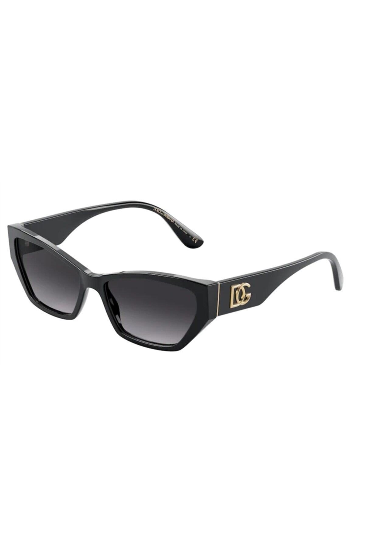 Dolce & Gabbana 0dg4375 501/8g 58 Ekartman Kadın Güneş Gözlüğü 1