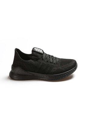 FAST STEP Siyah Kadın Sneaker Ayakkabı 925za038