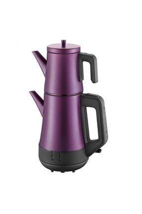 Aryıldız Çay Makinesi Mania Modeli Purple Mor