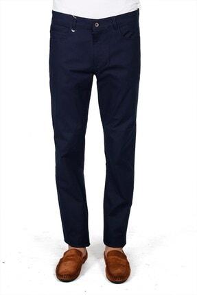 Jakamen Lacivert Regular Fit Erkek Pantolon