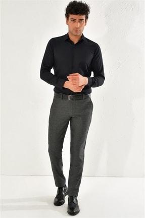 Efor P 1066 Slim Fit Siyah Spor Pantolon