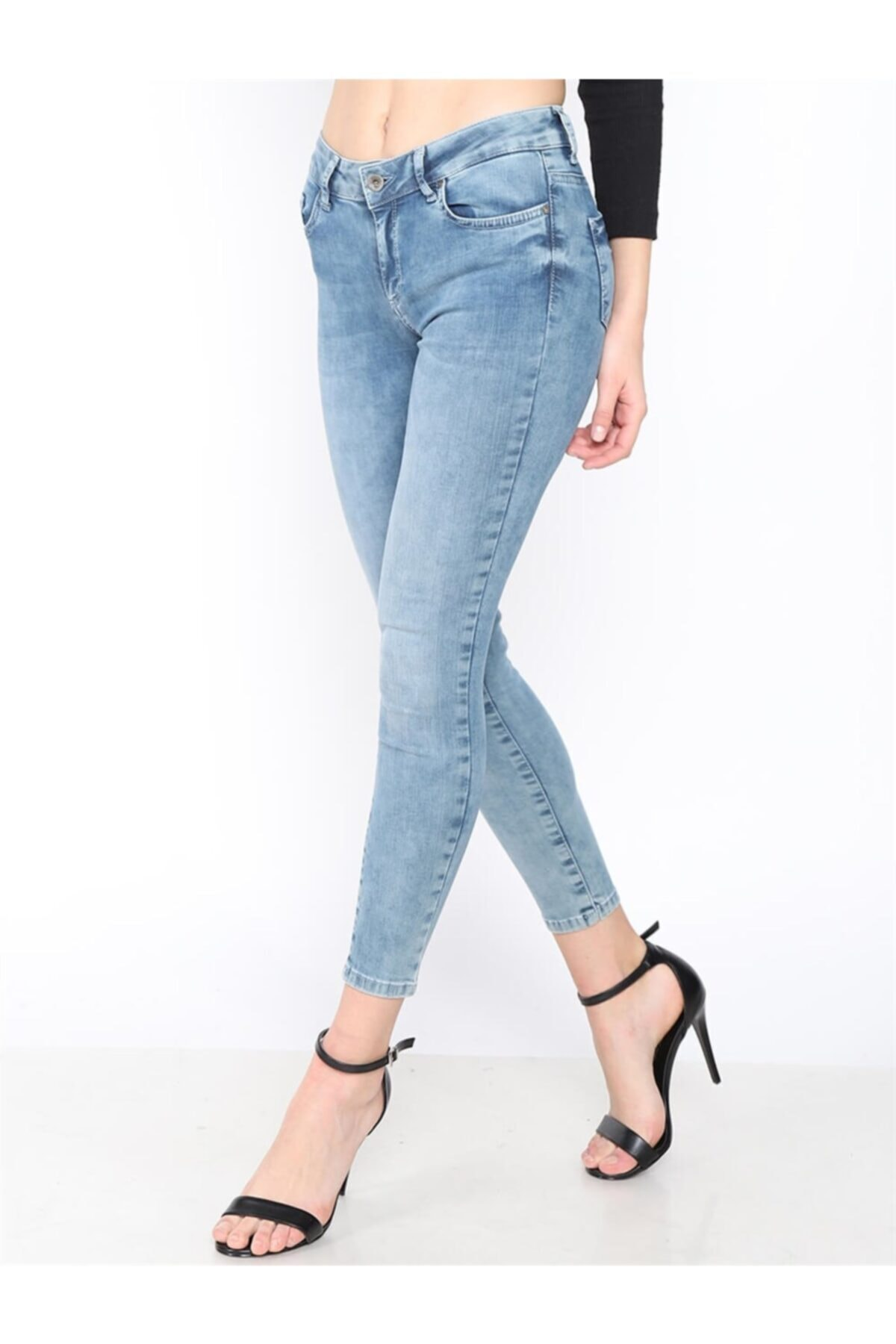 Twister Jeans Kadın Pantolon Lima 9046-18 18 2