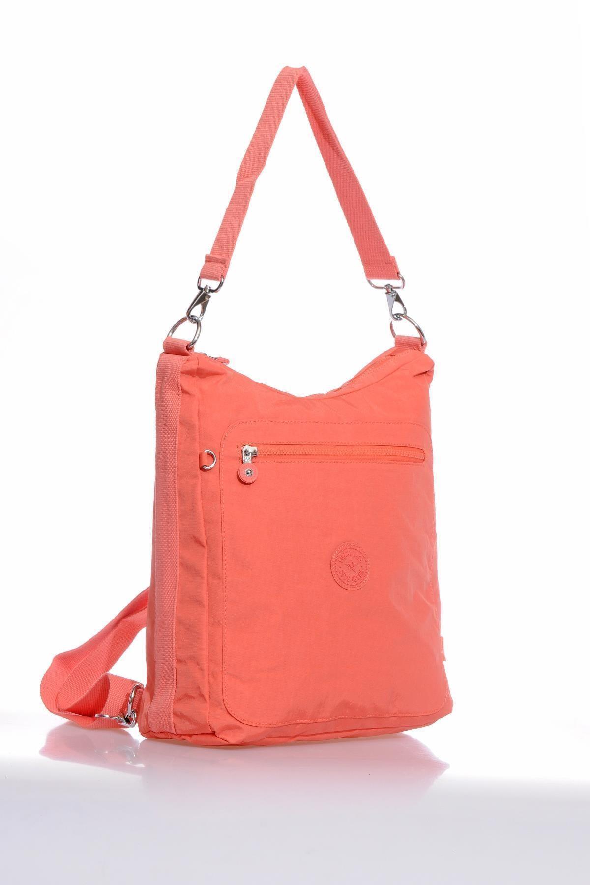SMART BAGS Smb3069-0073 Somon Kadın Omuz Ve Sırt Çantası 2