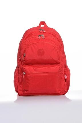 SMART BAGS Smb1050-0019 Kırmızı Kadın Sırt Çantası