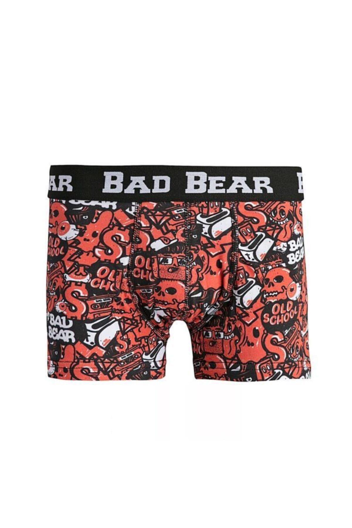 Bad Bear Erkek Baskılı Boxer 18.01.03.014 1