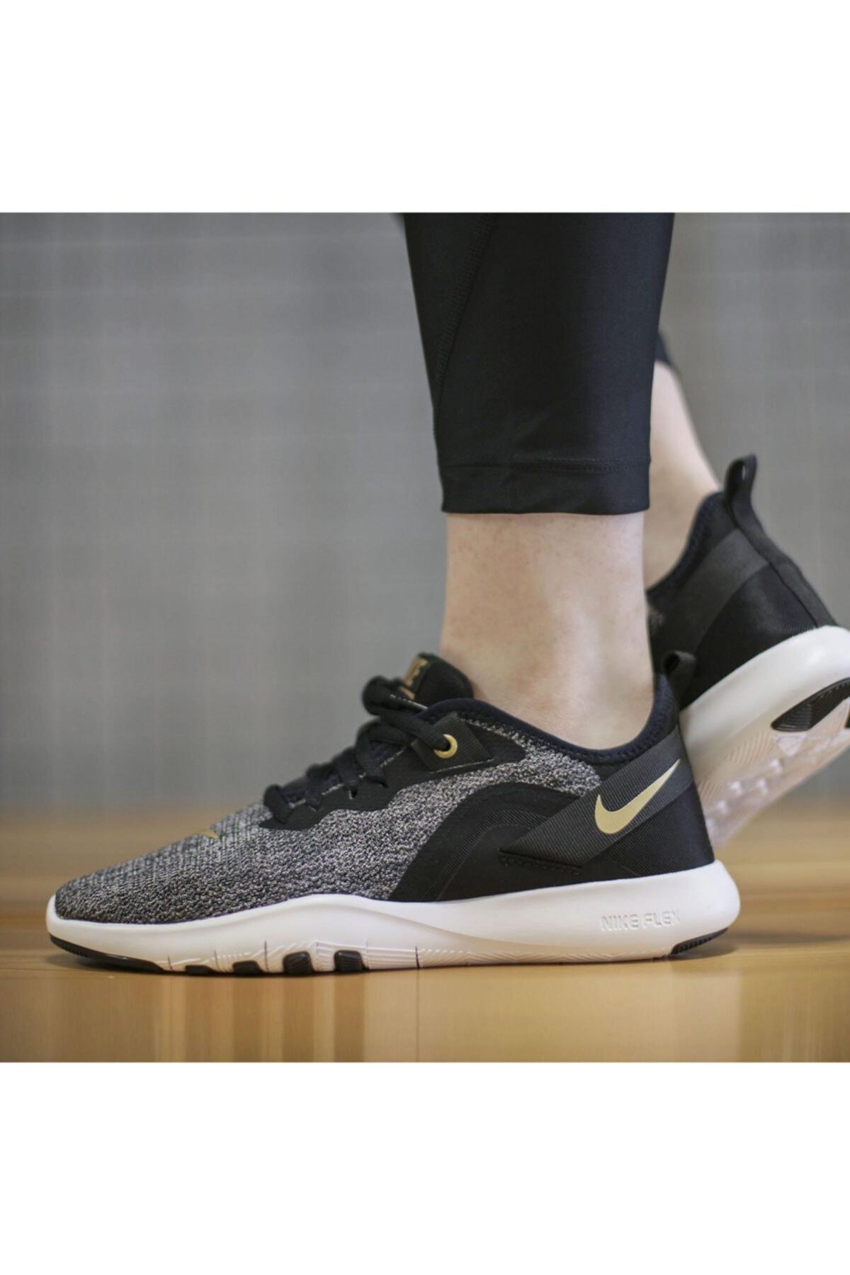 Nike Kids Aq7491-003 Flex Traıner 9 Kadın Antrenman Ayakkabısı 1