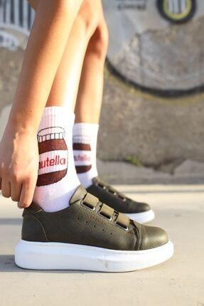 Chekich Ch253 Bt Kadın Ayakkabı Haki