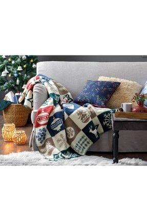English Home Ornaments Akrilik Tv Battaniye 130x170 Cm Yeşil
