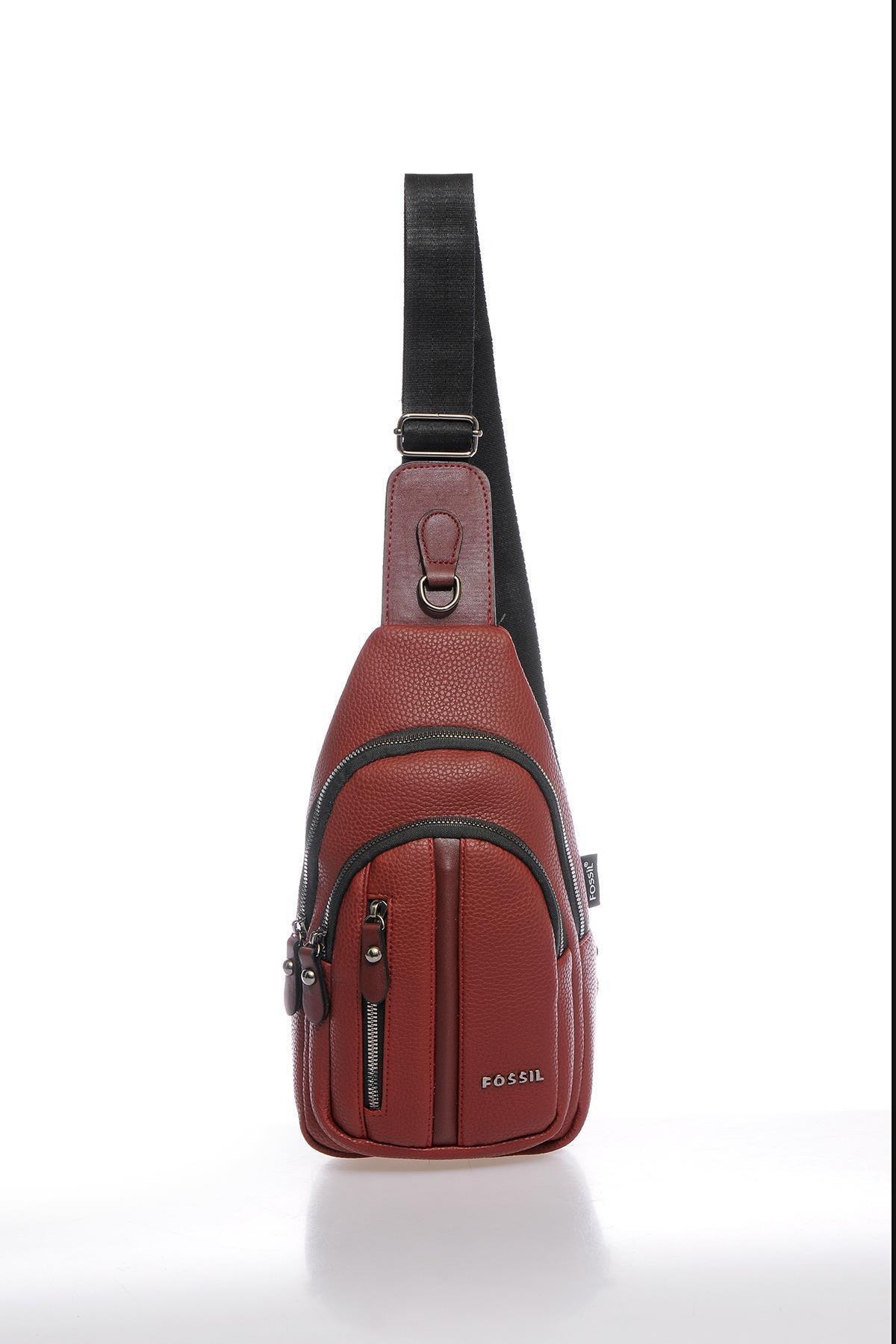 Fossil Fscr064697 Bordo Unisex Body Bag 1