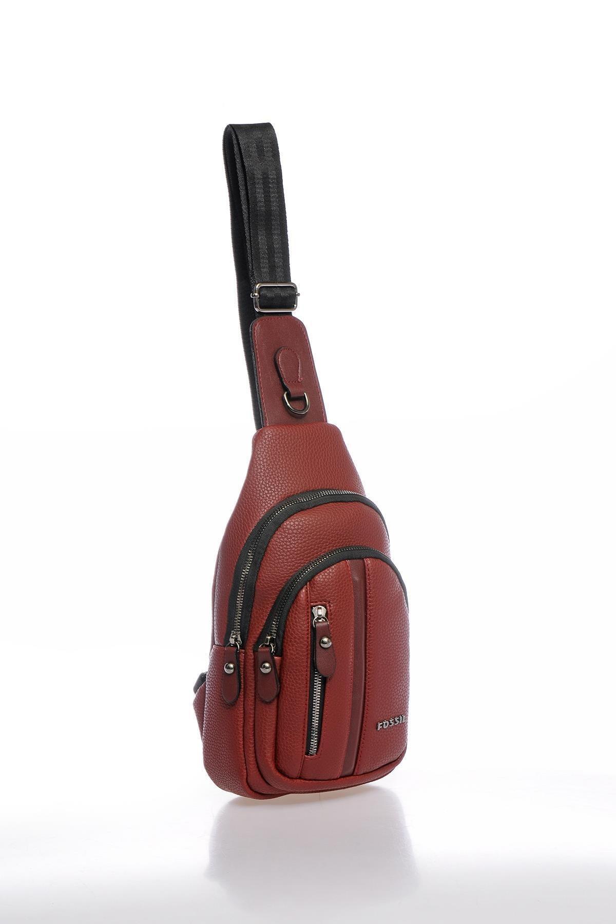 Fossil Fscr064697 Bordo Unisex Body Bag 2