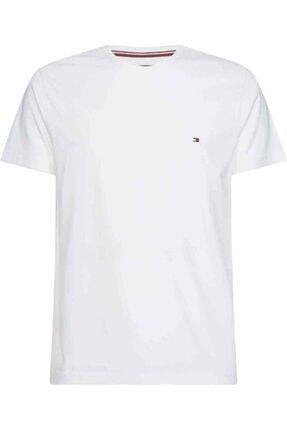 Tommy Hilfiger Th Erkek Essential Cotton Yuvarlak Yaka T-shirt
