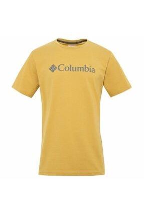 Columbia Csc Basic Logo Short Sleeve Erkek Kısa Kollu Tişört Cs0001-718