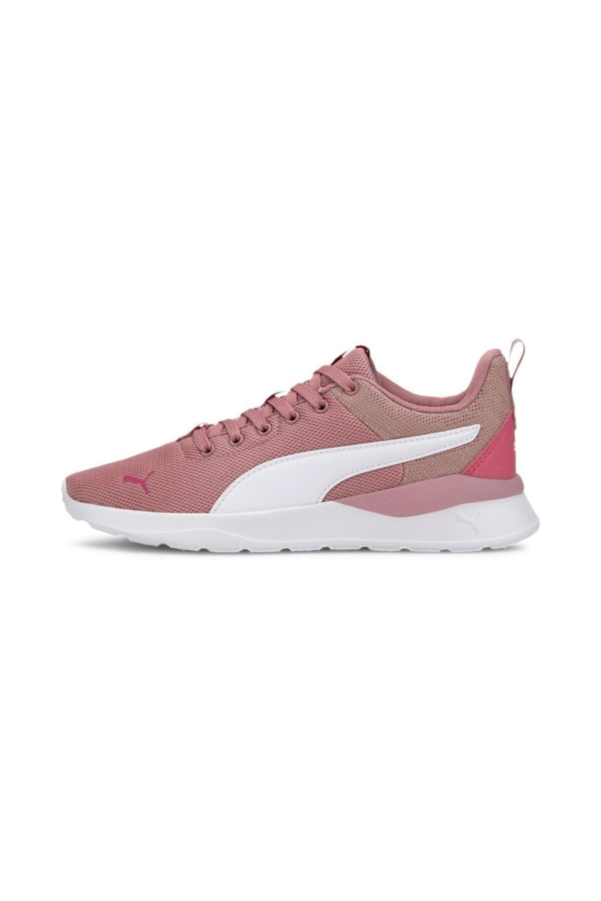 Puma 373174 01 Anzarun Lite Metallic Jr Kadın Sneaker Ayakkabı Pembe 1