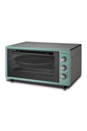KORKMAZ A 499-01 Frınkolik 45 Litre Yeşil Fırın