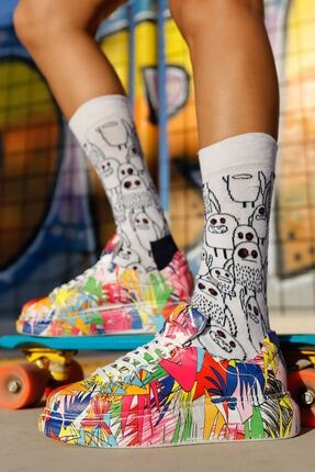 Chekich Ch255w Bt Kadın Ayakkabı K.renkli