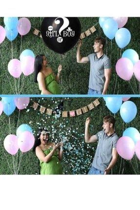 Happyland Cinsiyet Partisi Girl Or Boy Balon
