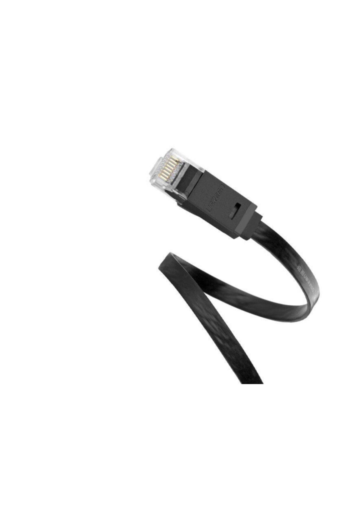 Ugreen Cat6 Flat Ethernet Kablosu 3 Metre 2