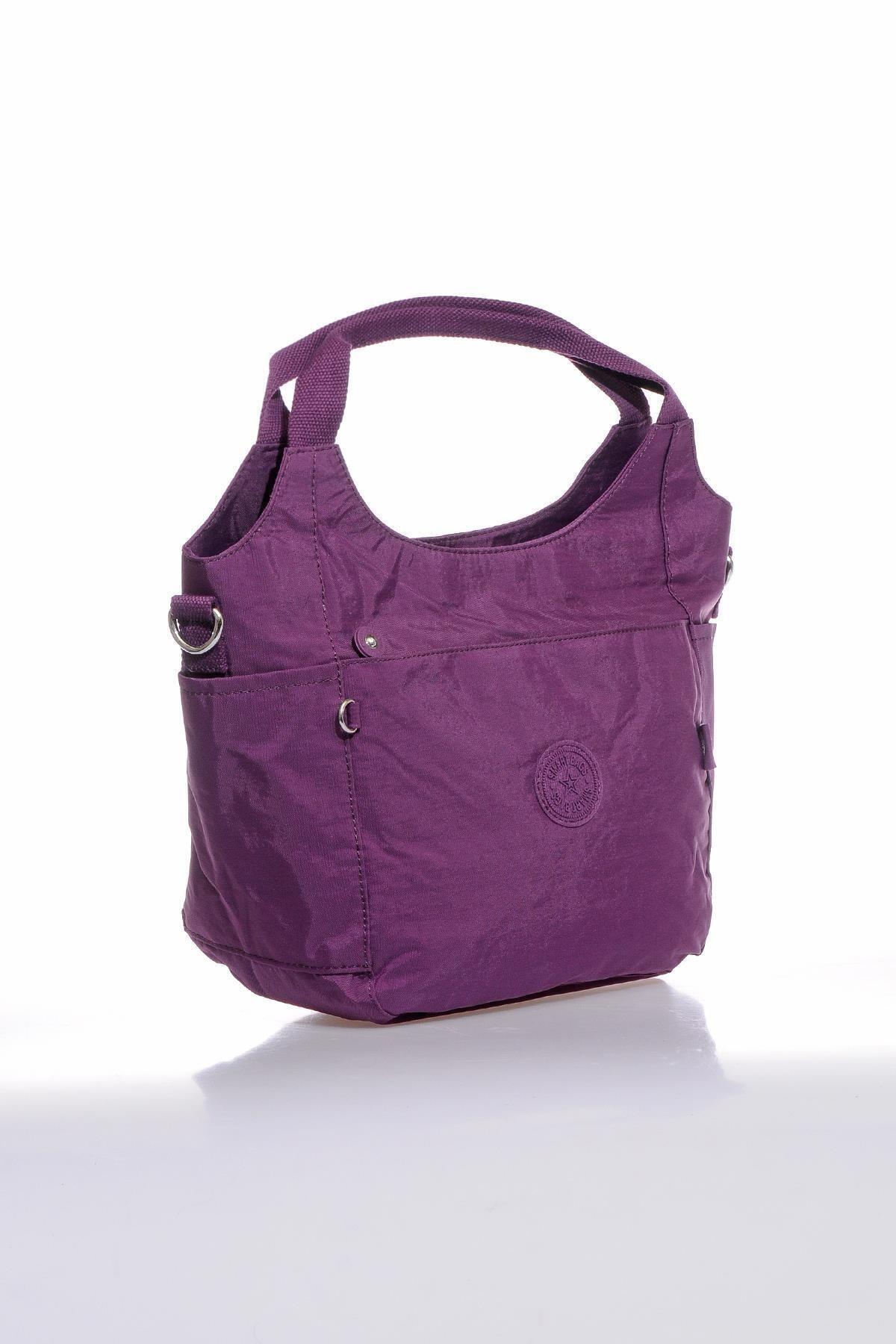 SMART BAGS Smb3079-0027 Mor Kadın Omuz Çantası 2