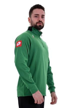 Lotto R8922 Joe Antrenman Eşofmanı Tek Üst Yeşil