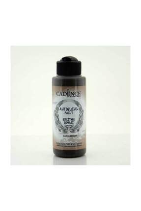 Cadence Eskitme Boyası 120 ml. 300 Dark Brown (Koyu Kahve)