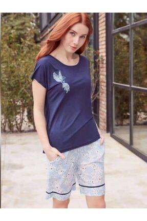 Haluk Bayram Baha Kadın Pijama Takımı Şortlu