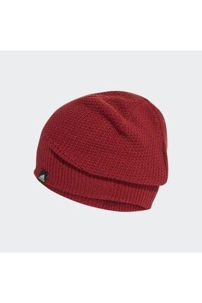 adidas Dz6192 Kırmızı Erkek Bere