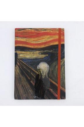 Köstebek Edvard Munch - The Scream Defter