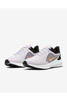 Nike Wmns Downshifter 10 Kadın Mor Koşu Ayakkabısı - Cı9984-501